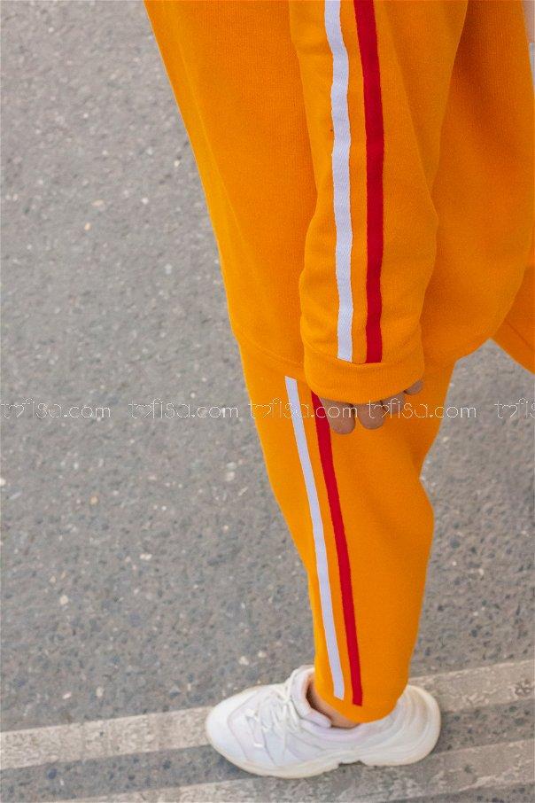 Tunic Pants Mustard - 4141
