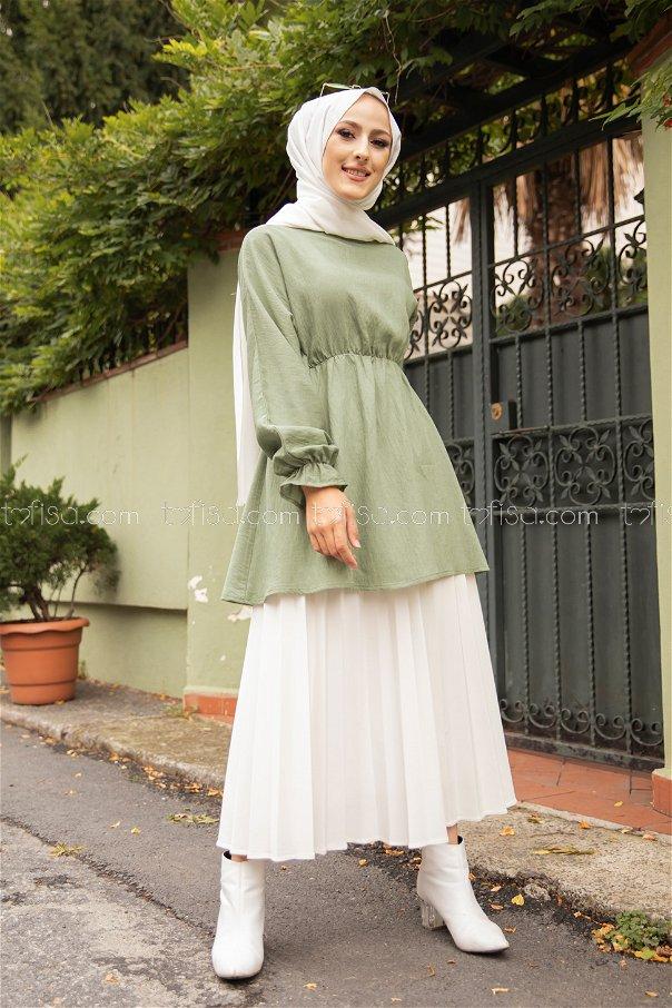 Tunic Pistachio Green - 3265