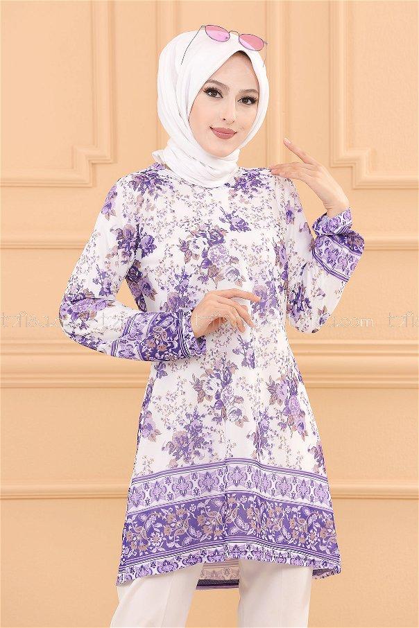 Tunic Purple - 3743