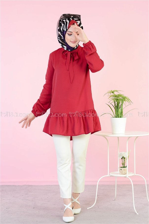 Tunic Red - 3077