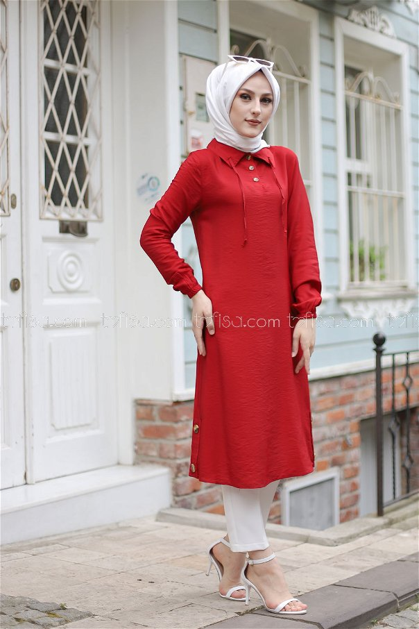 Tunic Red - 3078