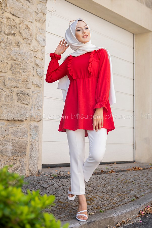 Tunic Red - 3263