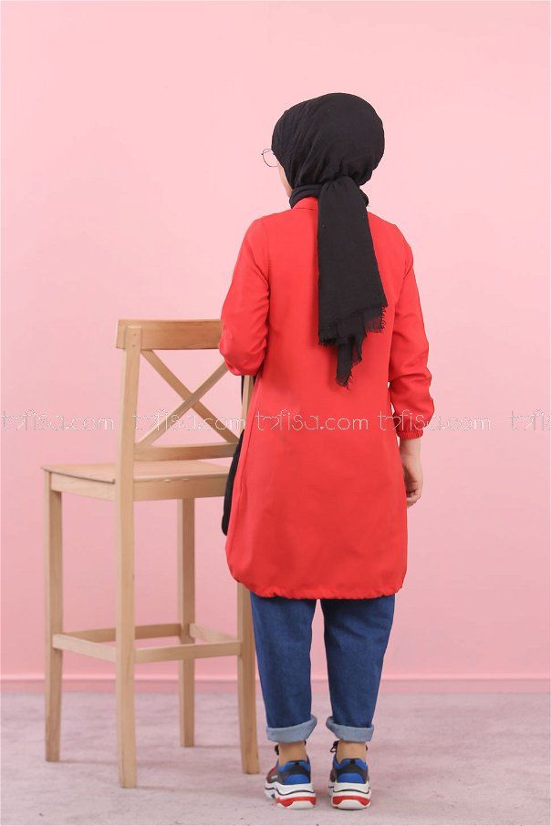 Tunic Red - 8359