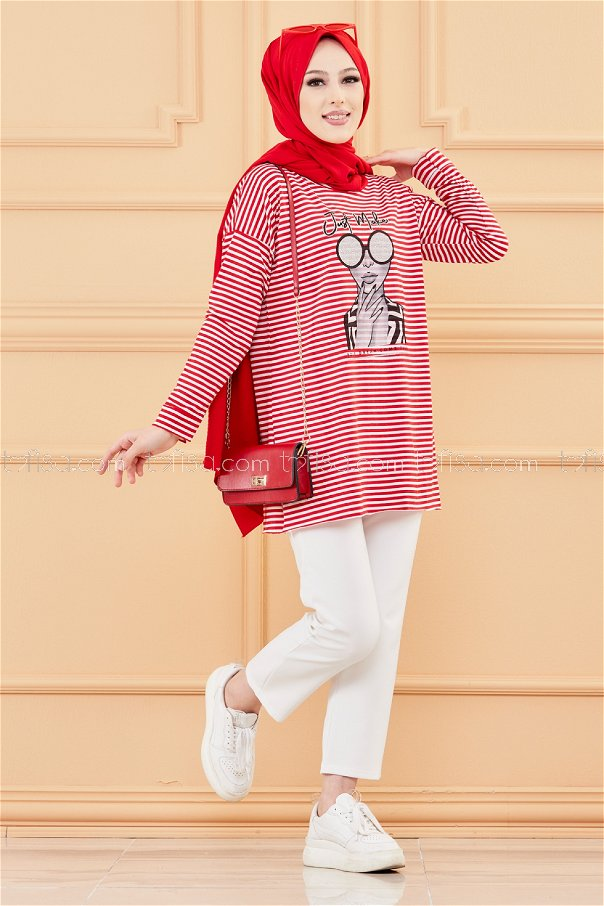 Tunic Red - 8735