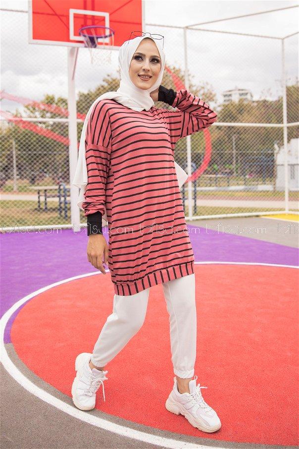 Tunic Shabby Fuchsia - 5258