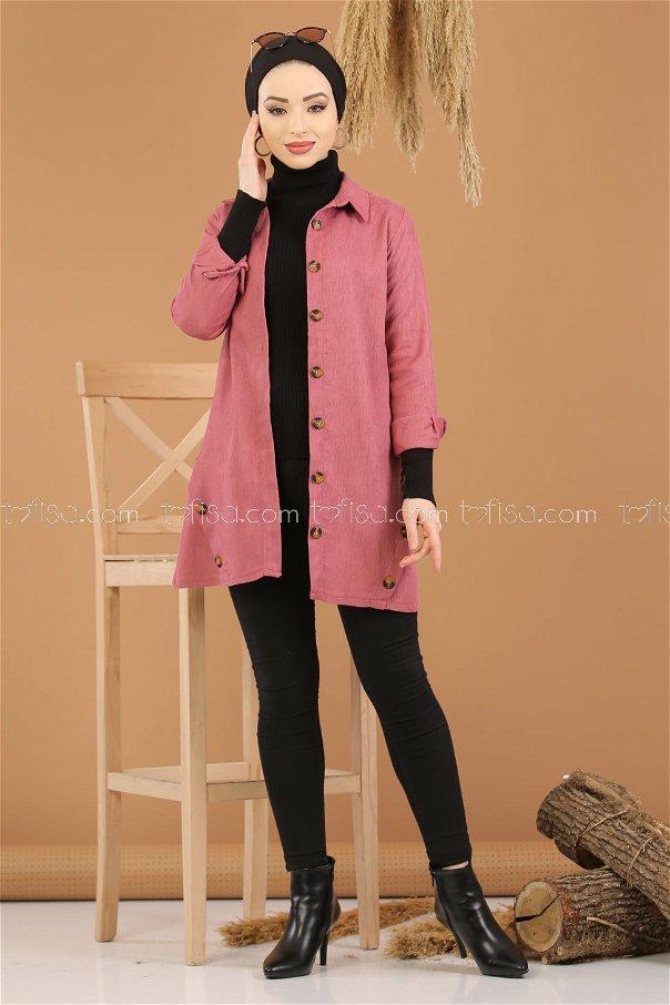 Tunic Velvet rose - 8290