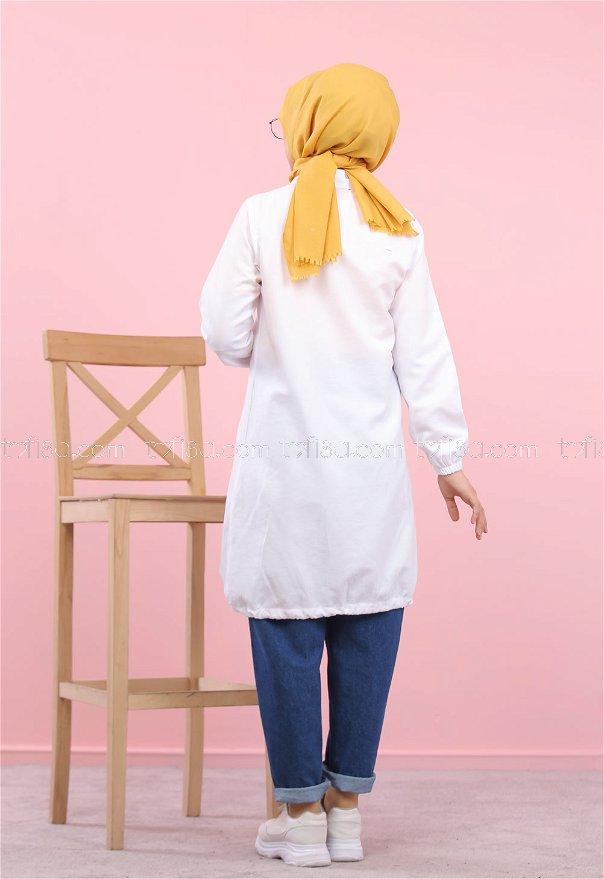 Tunic White - 8359