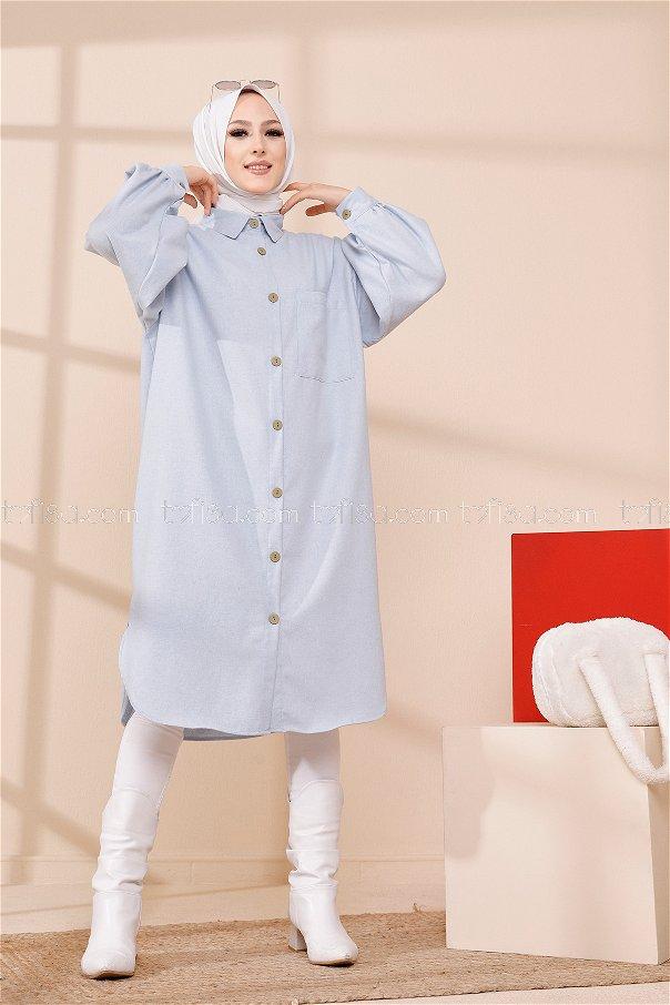 Tunik Acık Mavi - 13275