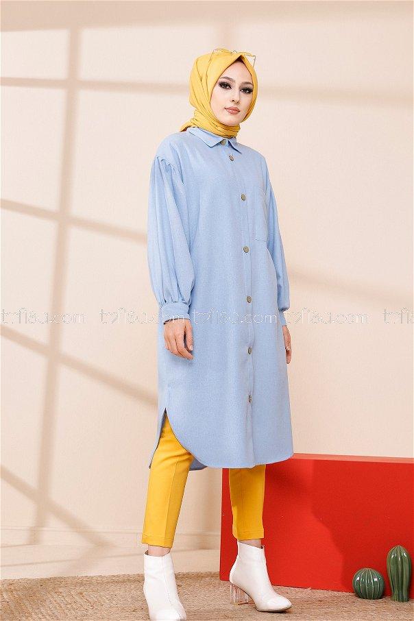 Tunik Bebe Mavı - 13275
