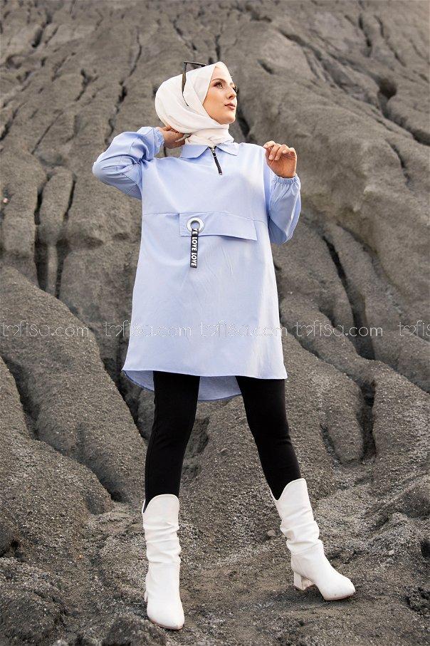 Tunik Bebe Mavi - 3276