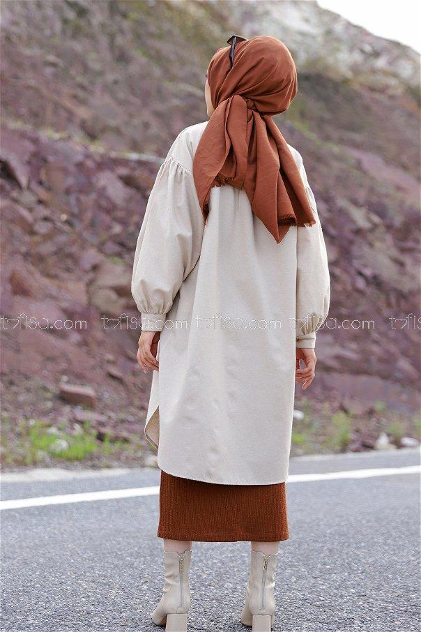 Tunik Bej - 13275