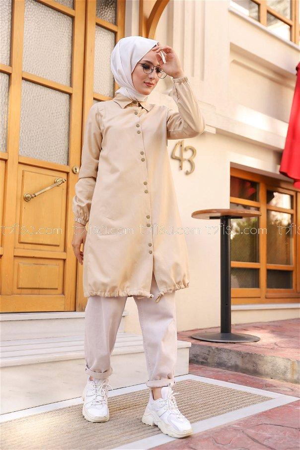 Tunik Bej - 8359