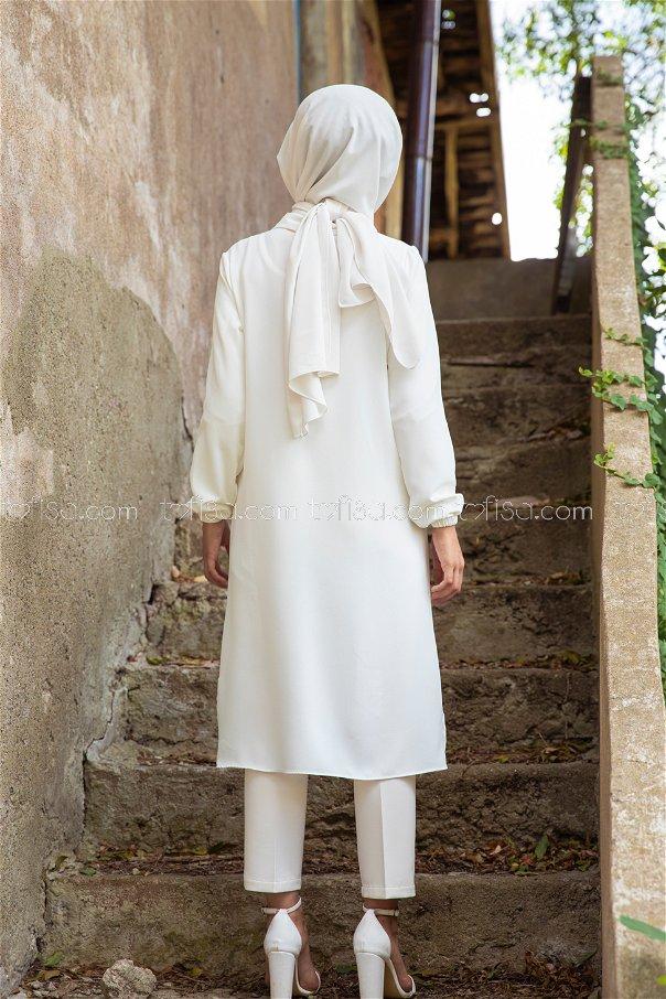 Tunik Beyaz - 3078