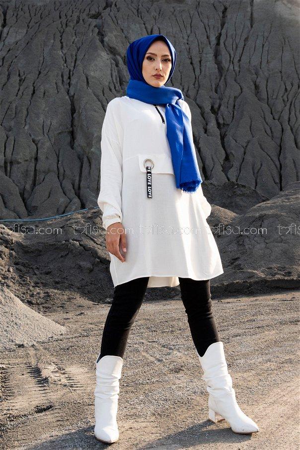 Tunik Ekru - 3276