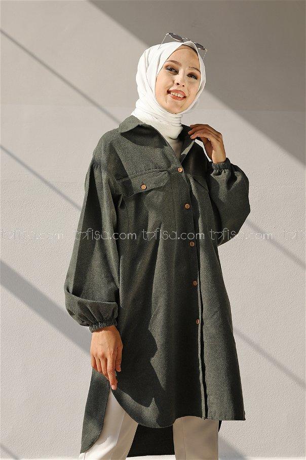 Tunik Haki - 13303