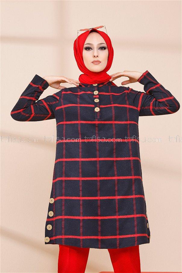 Tunik Kırmızı - 3306