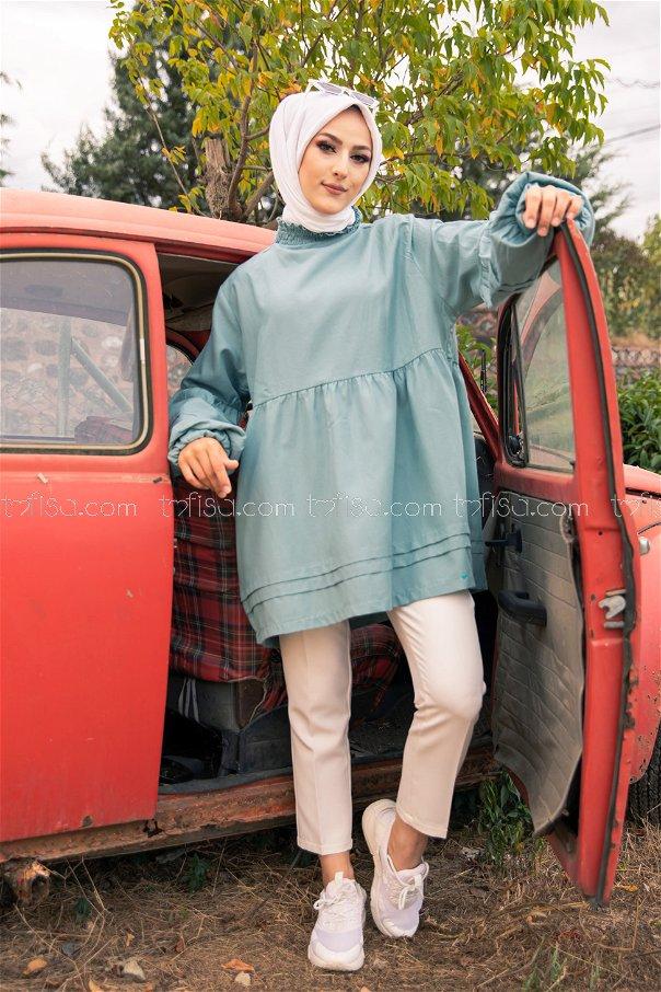 Tunik Mint - 3079