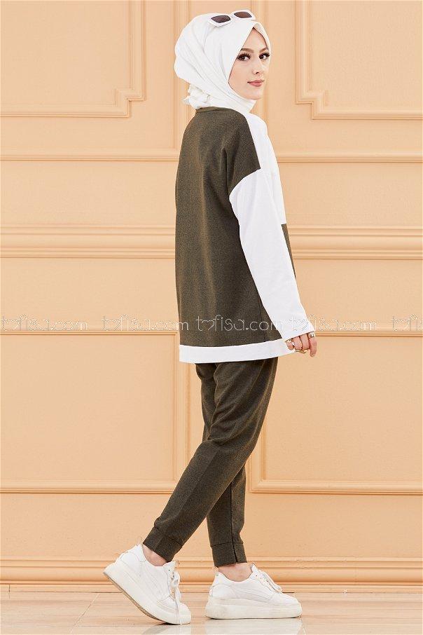 Tunık Pantolon HAKI - 8727