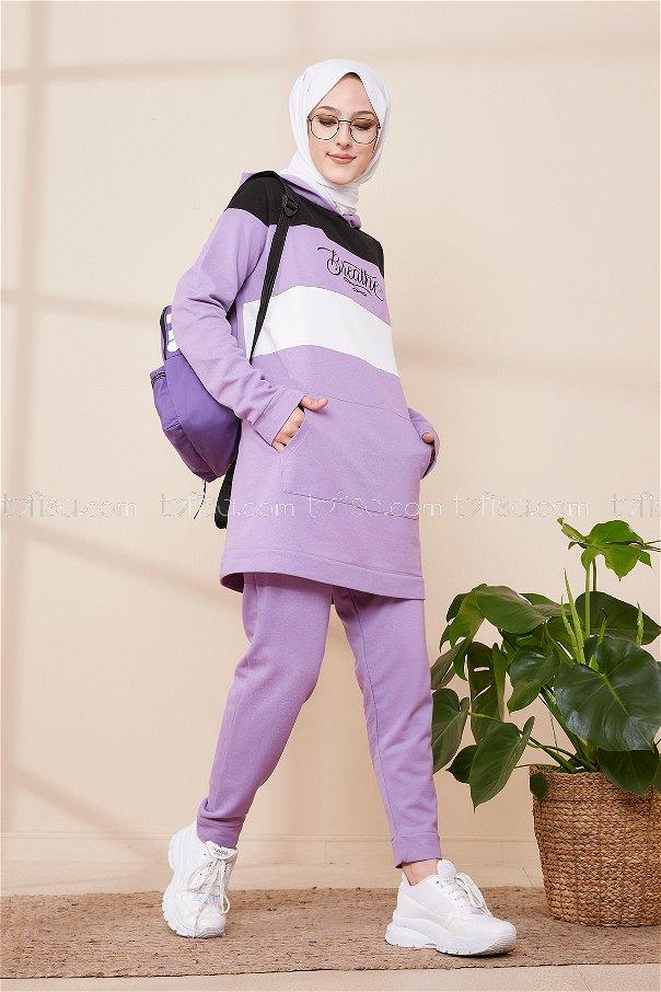 Tunık Pantolon Lıla - 2813