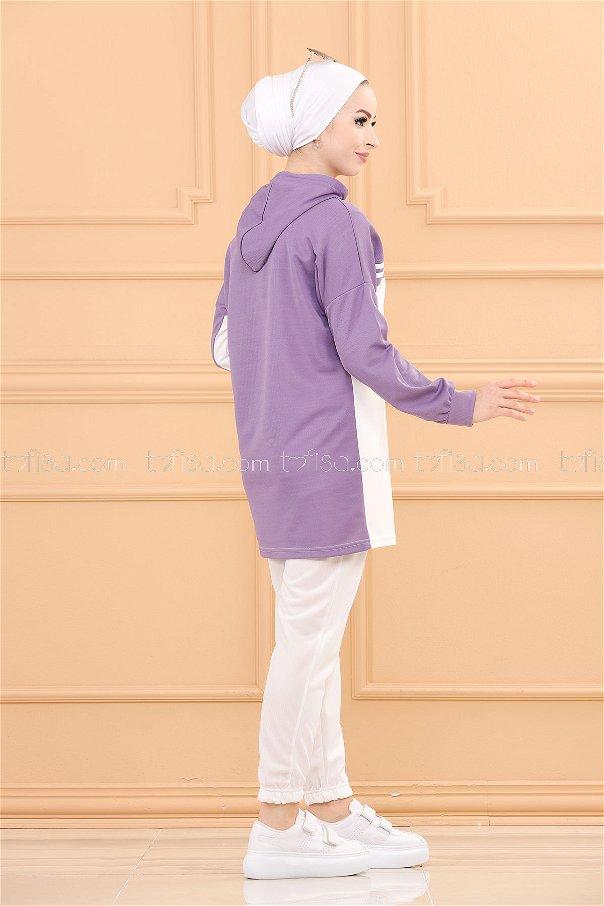 Tunık Pantolon LILA - 3246