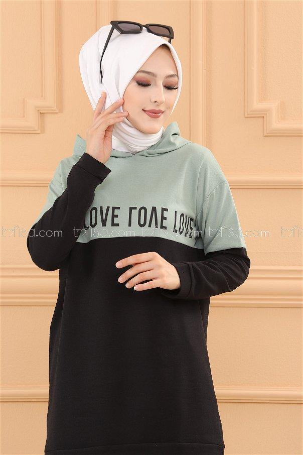 Love Tunik Pantolon MINT - 8548