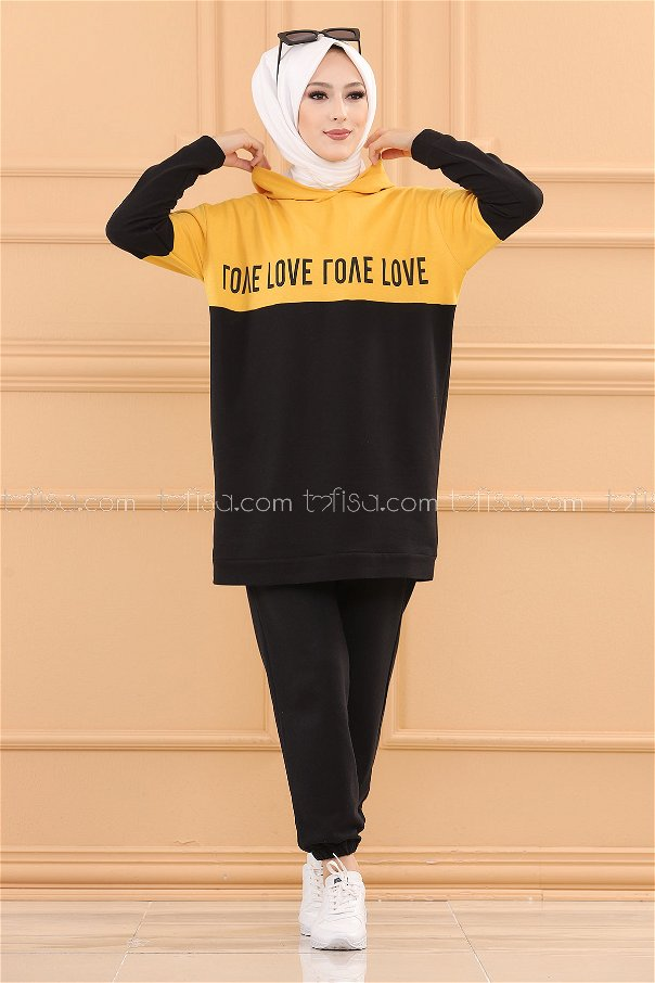 Love Tunik Pantolon SARI - 8548