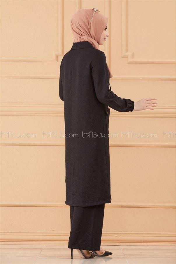 Tunık Pantolon SIYAH - 20632