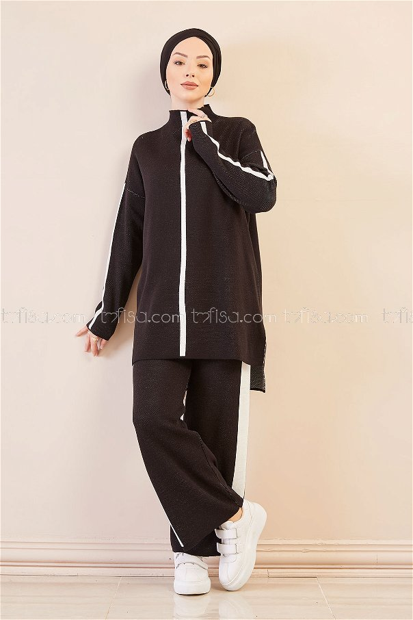 Tunık Pantolon SIYAH - 20699