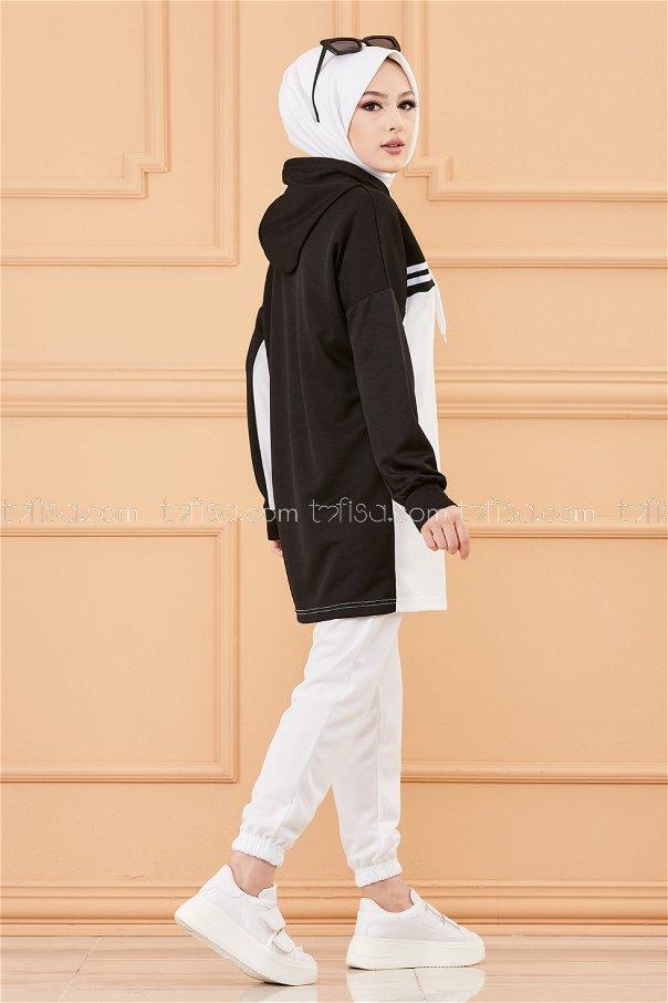 Tunık Pantolon SIYAH - 3246
