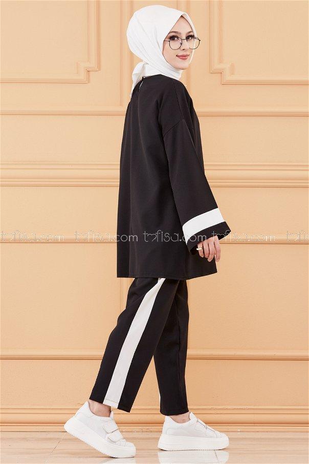 Tunık Pantolon SIYAH - 3545