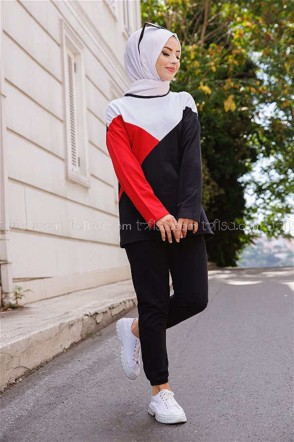 Tunık Pantolon SIYAH - 8728