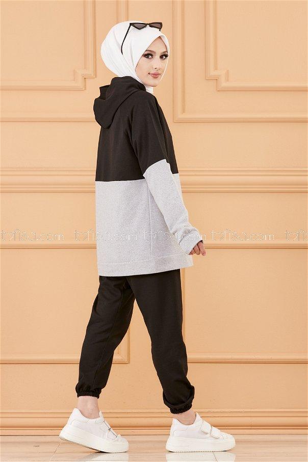 Tunık Pantolon SIYAH - 8730