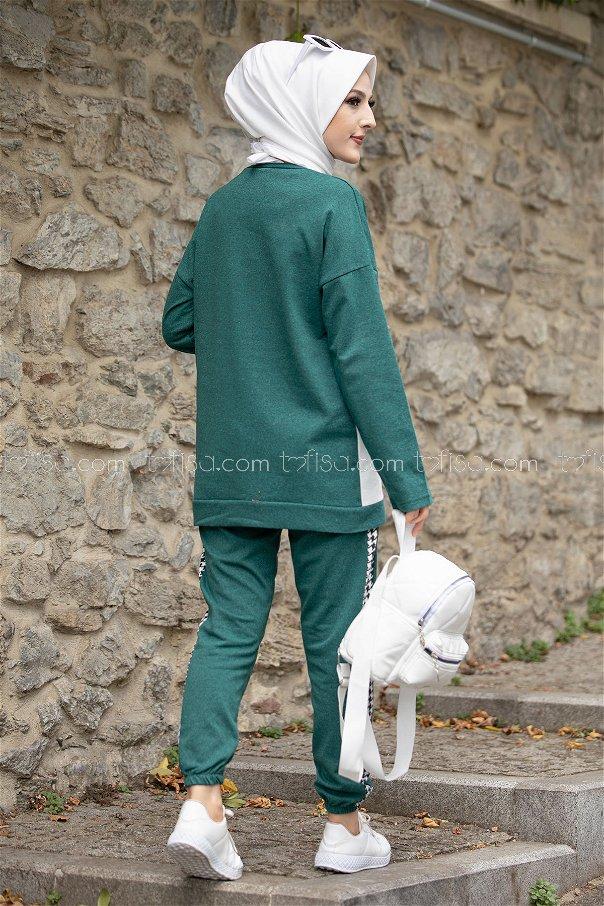 Tunık pantolon ZUMRUT - 8829
