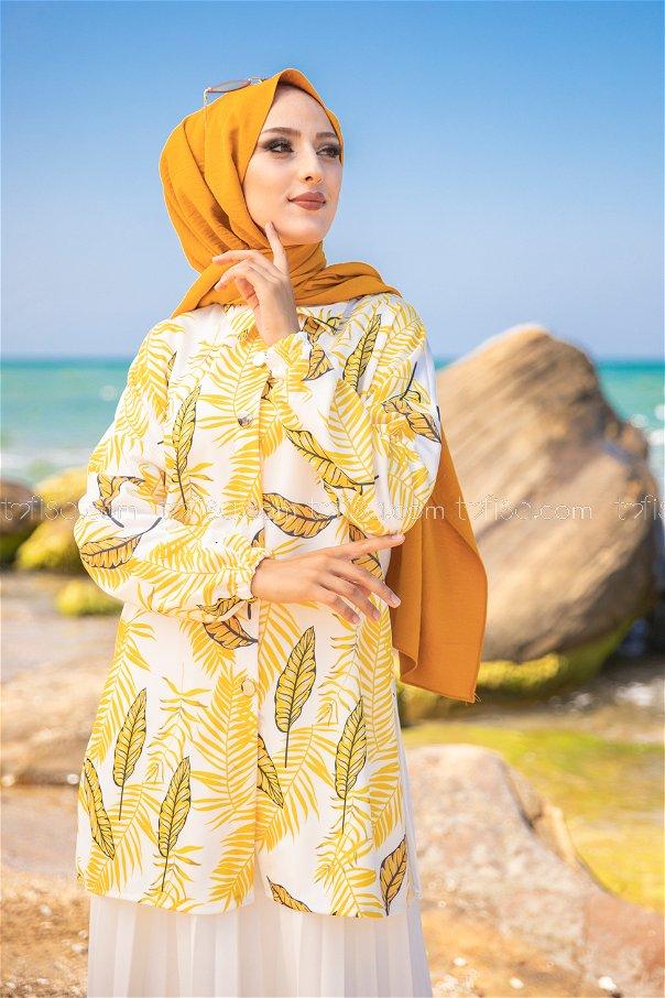 Tunik Sarı - 9063
