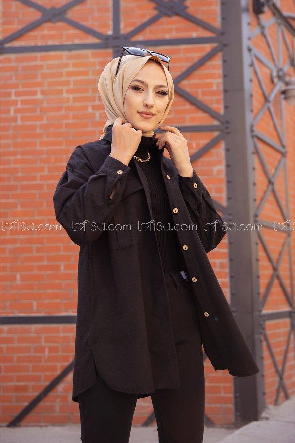 Tunik Siyah - 13077