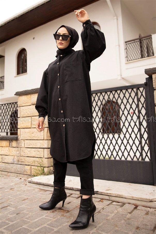Tunik Siyah - 13275