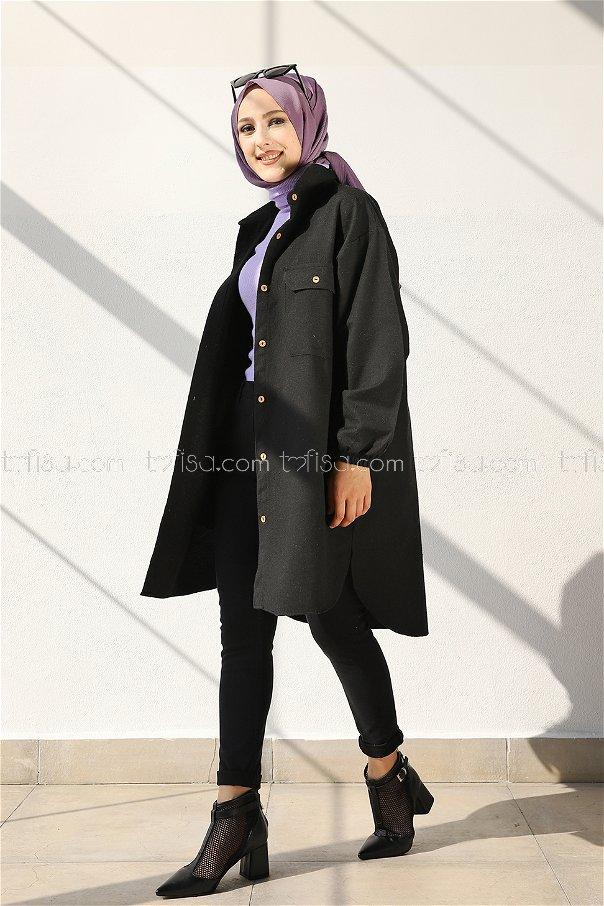 Tunik Siyah - 13303
