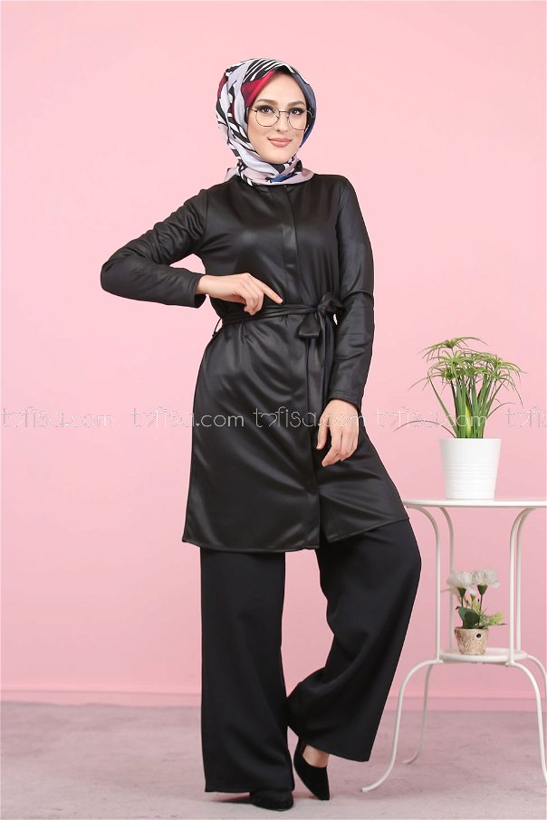 Tunik Siyah - 1364