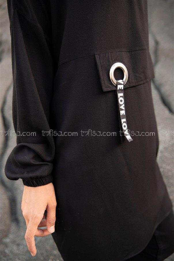 Tunik Siyah - 3276