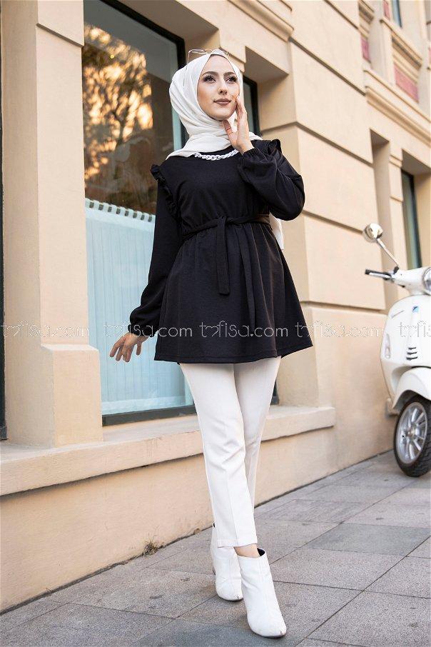Tunik Siyah - 3296