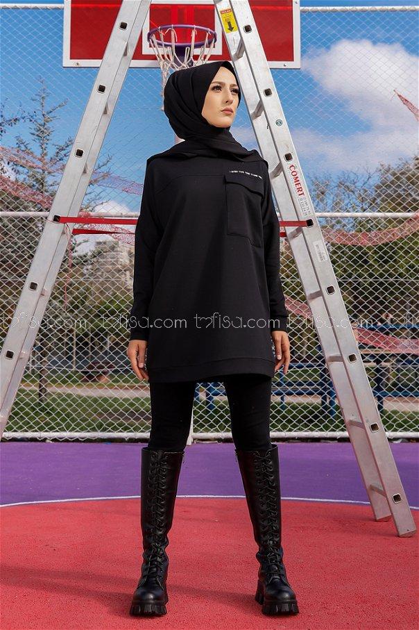 Tunik Siyah - 3350
