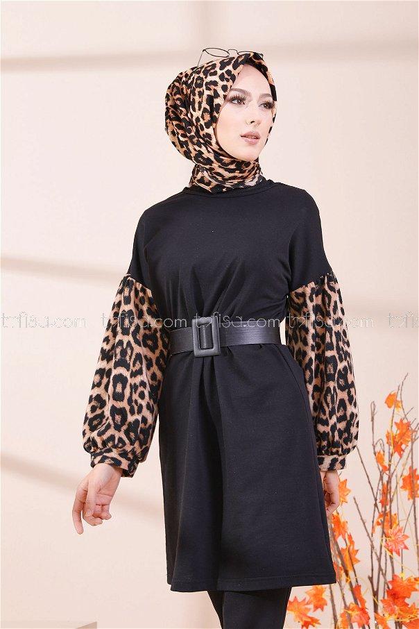 Tunik Siyah - 3393