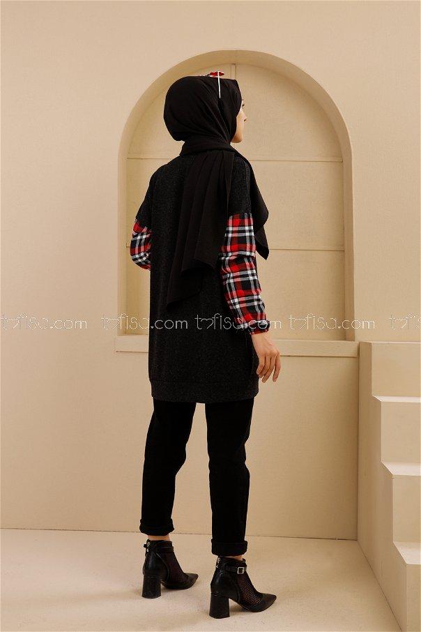 Tunik Siyah - 5279
