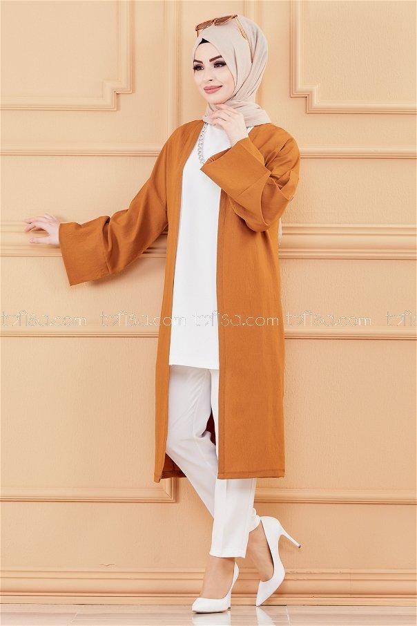 Uzun Ceket TABA - 3492