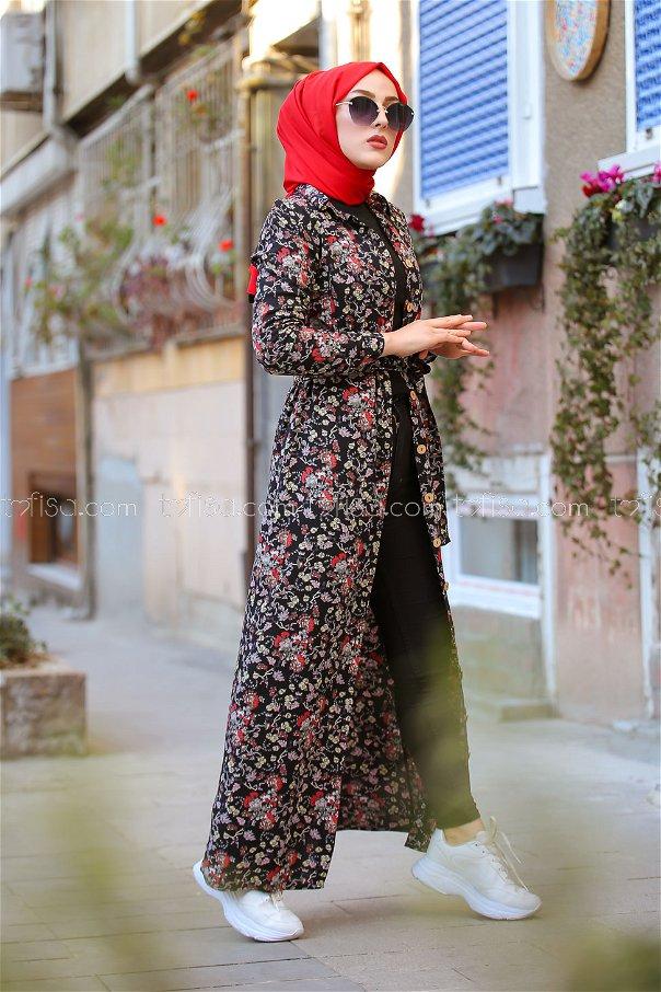 Elbise Açık Sarı - 3015