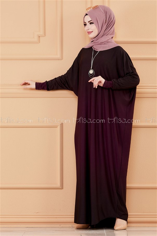 Yarasa Kol Elbise MURDUM - 20034