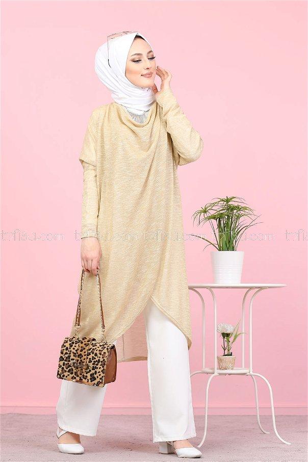 Yarasa Tunik Gold - 3092