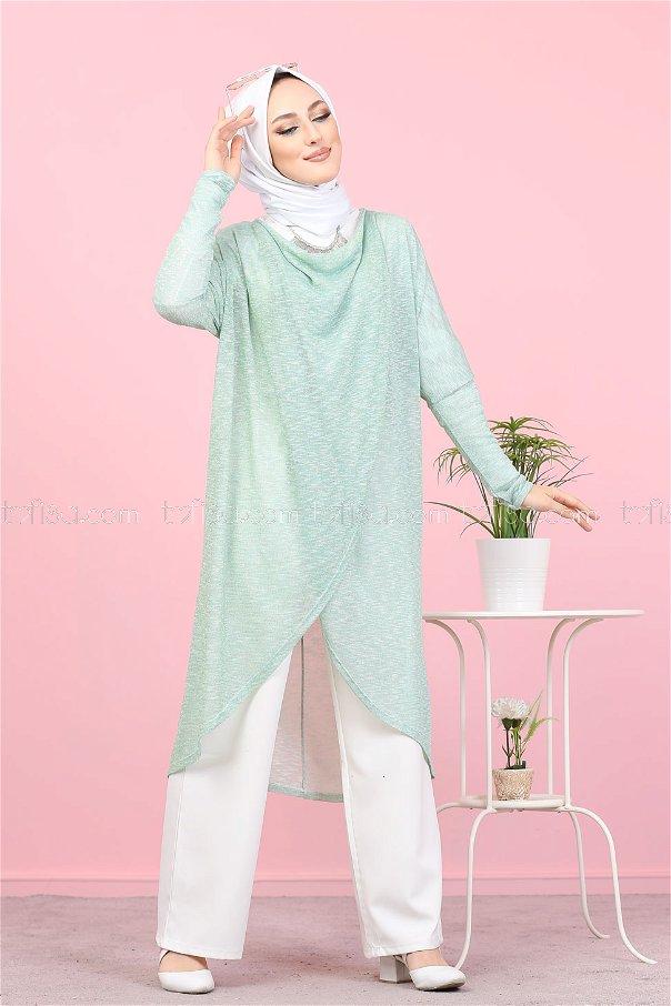 Yarasa Tunik Mint - 3092